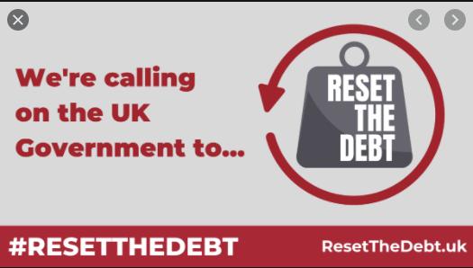 reset debt